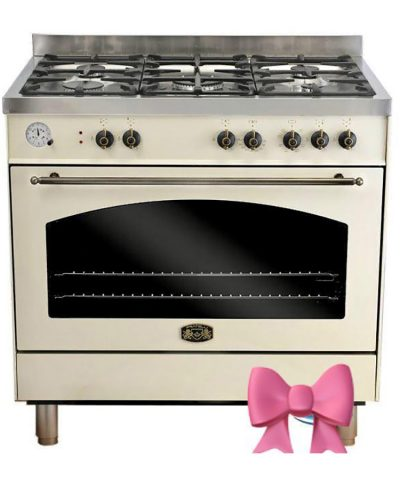 תנור כפרי משולב